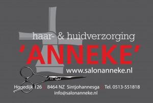 Salon Anneke Logo
