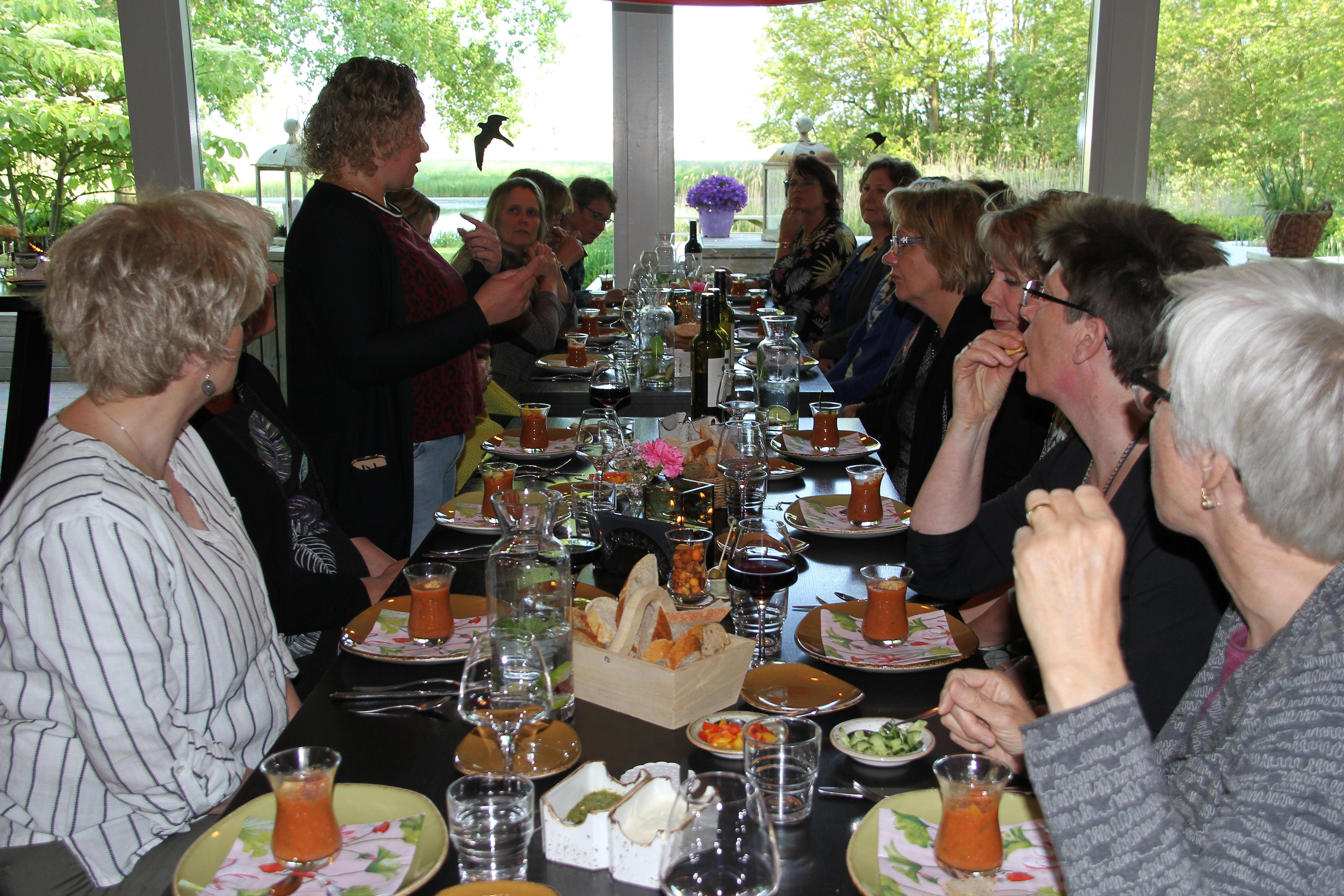 Bijeenkomst Crematorium Goutum Uvon Noord